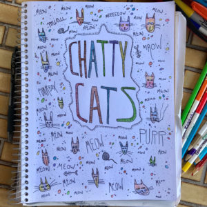 Chatty Cats Album Cover