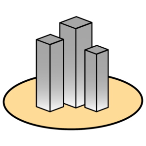 Buildings on a token