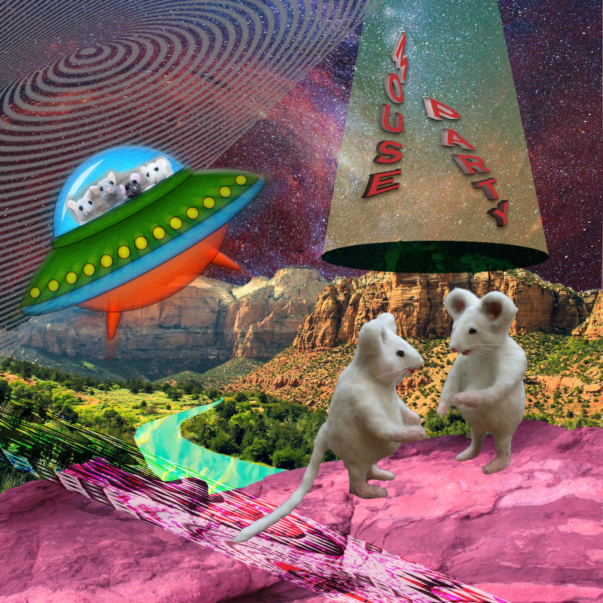 trippy ass album cover