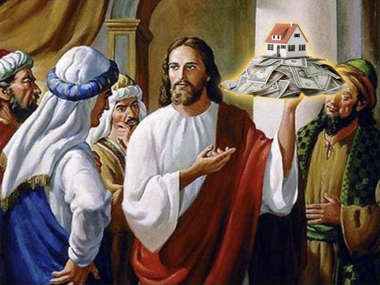 Estate Taxes and Jesus Christ