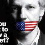 Julian Assange Time Magazine cover 2010